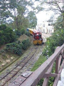 Tren del Parque Nacional del Café