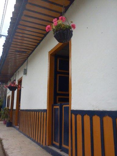 Vista Externa Casa Salento