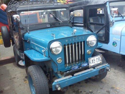 Willys Salento Quindio