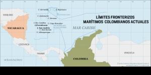 Límites Marítimos Actuales