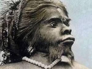 Julia Pastrana, mujer mono