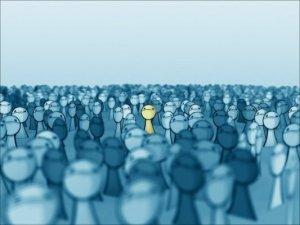 Solo en la Multitud